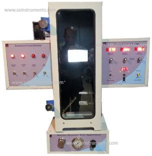 Smoke Density Test Apparatus as per ASTM