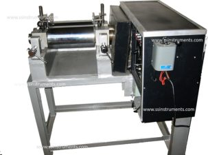 Two Roll Mill for PVC